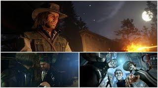 Геймплейные подробности Red Dead Redemption 2   Игровые новости