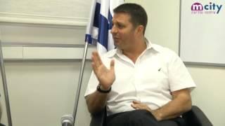 ראיון עם ראש עיריית מודיעין חיים ביבס לכבוד הבחירות