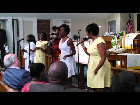 "The Anointed Vessels ""Open Up Your Heart"""