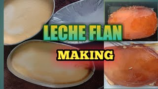 HOW TO MAKE LECHE FLAN - (Begginners)