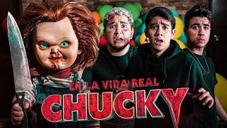 CHUCKY EN LA VIDA REAL!-  PARODIA/PELÍCULA -  Changovisión