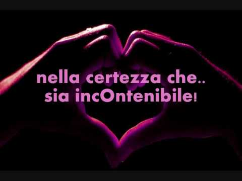 amore incontenibile studio 3