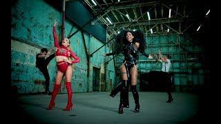 DOMINIQUE YOUNG UNIQUE - KARATE (Official Video) ft. Mandy Jiroux