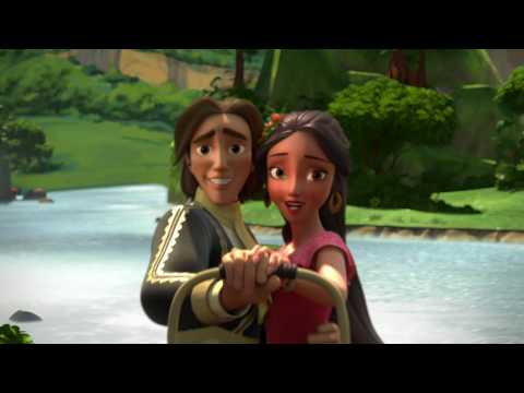 Elena of Avalor: Feel Free to Have Fun (Music Video) + Lyrics 1080p