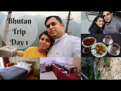 Bhutan Trip Day 1 - Phuentsholing to Thimphu || #bhutantraveldiaries || makeUbeautiful