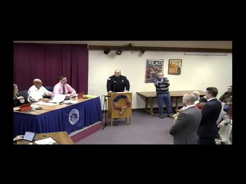Somerset Selectmen - February 1, 2017