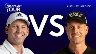 The 14 Club Challenge - Garcia vs Stenson