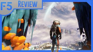 Journey to the Savage Planet Review: A Collectathon Romp! (Video Game Video Review)