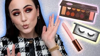 Holiday Glam Makeup mit glowy Skin 🌞Old School Makeup Tutorial 👩‍🏫👵🏻| Hatice Schmidt