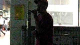 2008.7.15(川崎駅前 げんきソロストリート 真柴元気mixiコミュ http://m...