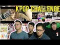 Try not to sing challenge! (KPOP - 1001% Impossible)