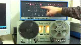 Altair 8800 - Video #9.2 - Loading 8K BASIC the Fun Way