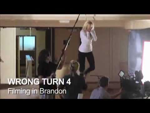 Wrong Turn 4 Behind The Scenes And Interview Youtube