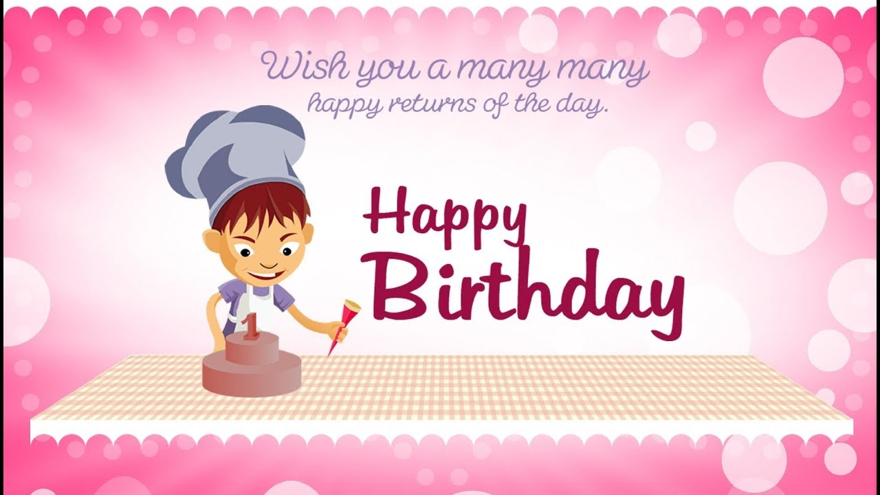 birthday wishes for best