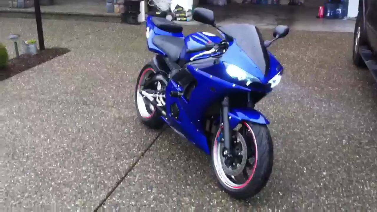yamaha r6 shorty exhaust youtube. Black Bedroom Furniture Sets. Home Design Ideas
