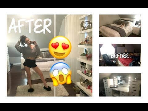 ROOM TOUR | I SPENT WHAT?!?! (AMAZING TRANSFORMATION)