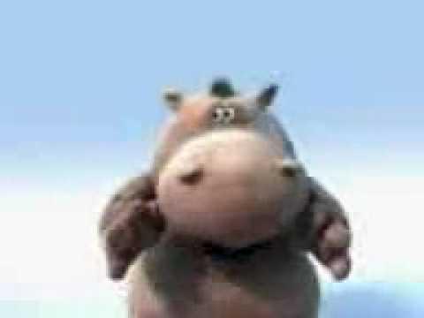 happy hippo dance