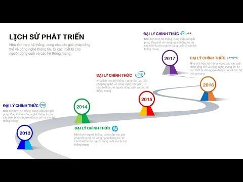 Hướng dẫn tạo slide hồ sơ năng lực giới thiệu công ty bằng Powerpoint