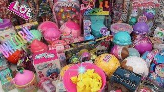 Kağıttan Ne Çıkarsa 50 Farklı Sürpriz Oyuncak Challenge! Barbie LOL Pikmi pops Zuru5 Bidünya Oyuncak