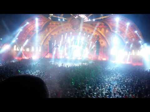 Paul Kalkbrenner  Aaron @ Tomorrowland 27072014