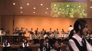 第44回 にいはま 春の市民文化祭 新居浜市民吹奏楽団 アンコール曲.