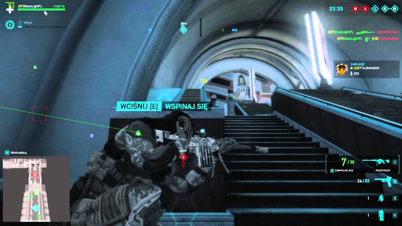 ghost recon phantoms matchmaking slow