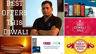 Hindi | Best Online Offers for you this Diwali | Flipkart | Amazon | Snapdeal | Sharmaji Technical