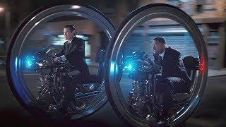 """Одно колесо это перебор! - """"Люди в чёрном 3"""" отрывок из фильма"""