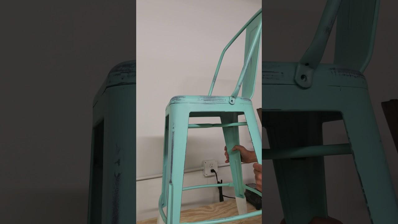 SJB Home Decor Outlet U0026 Liquidation Cincinnati Ohio Rustic Farm House Bar  Stool / Chair