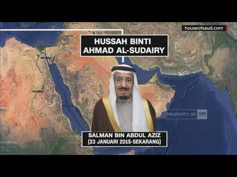 Pewaris Tahta Raja Arab Saudi