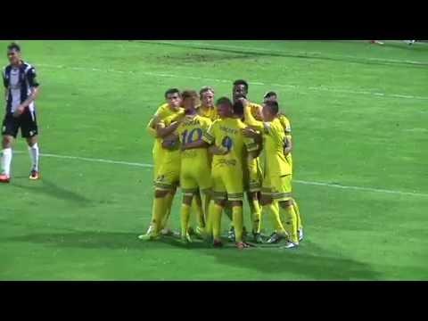 MFK Zemplin Michalovce vs Spartak Myjava 24.9.2016