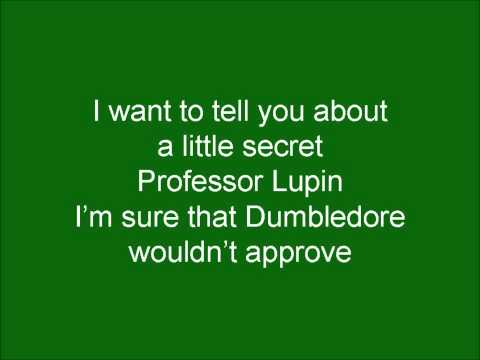 Love Song for Professor Lupin by the Parselmouths