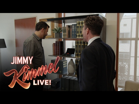 Jimmy Kimmel Meets the Man Who Spent $100k on a Cheeto