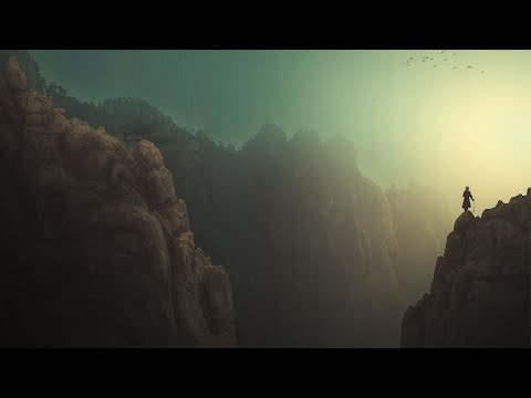Matte Painting | Photoshop CC Manipulation