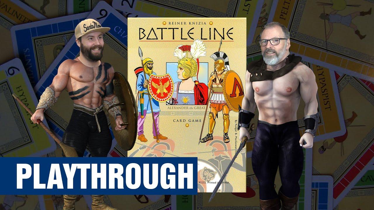 Download Battle Line - Board Game Classics