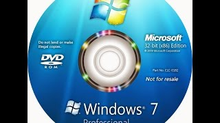 how to activate windows 7 professional 32 bit without product key