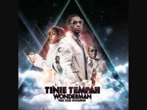 Tinie tempah  Wonderman ft Ellie Goulding