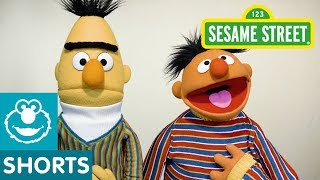 Sesame Street: Bert and Ernie's Joke | #ShareTheLaughter Challenge