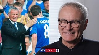 Claudio Ranieri on giving John Terry his chance at Chelsea | Exclusive Interview
