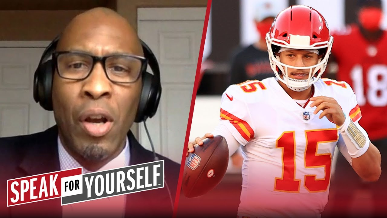 Bucky Brooks on how to beat Patrick Mahomes & the Kansas City Chiefs   NFL   SPEAK FOR YOURSELF