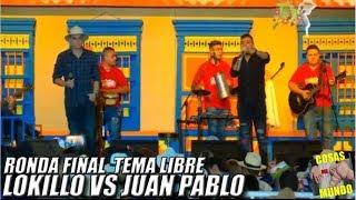 Ronda Final:  Final Tanda Tema Libre Festival Orquídea De Oro 2017 Plaza Mayor