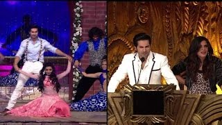 Screen awards : Varun Dhawan's performance