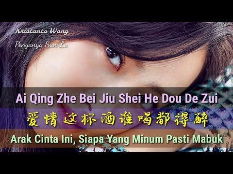 Ai Qing Zhe Bei Jiu Shei He Dou De Zui - 愛情這杯酒誰喝都得醉 - Sun Lu - 孫露
