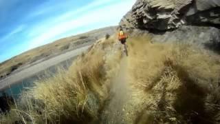 River Edge South Shore MTB Trails Great Falls, Montana