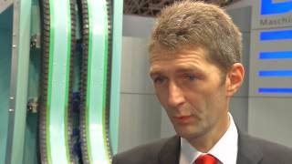 glasstec 2012: DMA takes small steps and reaches great goals