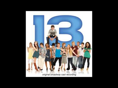 13  The Musical  Gettin Ready  Demo Backing Track
