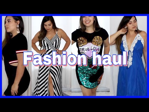 FASHION HAUL ♥ COMPRAS DE ROPA BOLSOS Y ZAPATOS ( Fashion nova y hotmiamistyles)