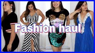 FASHION HAUL ♥ COMPRAS DE ROPA BOLSOS Y ZAPATOS ( Fashion nova y hotmiamistyles)