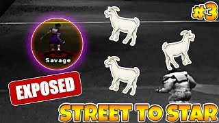 Our first 4 on 4 game... NFL Street 2 Street To Star Ep. 3