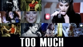Album: Spice World Single: Too Much Song: Too Much (Radio Edit)